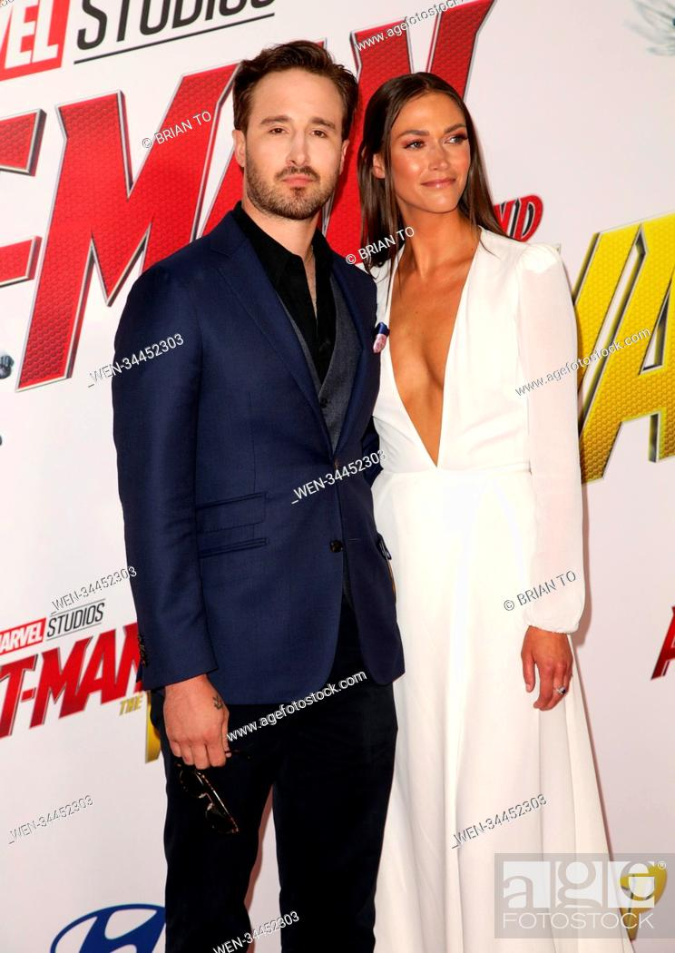 Celebrities Attend Ant Man And The Wasp Film Premiere Stock Photo Picture And Rights Managed Image Pic Wen 34452303 Agefotostock