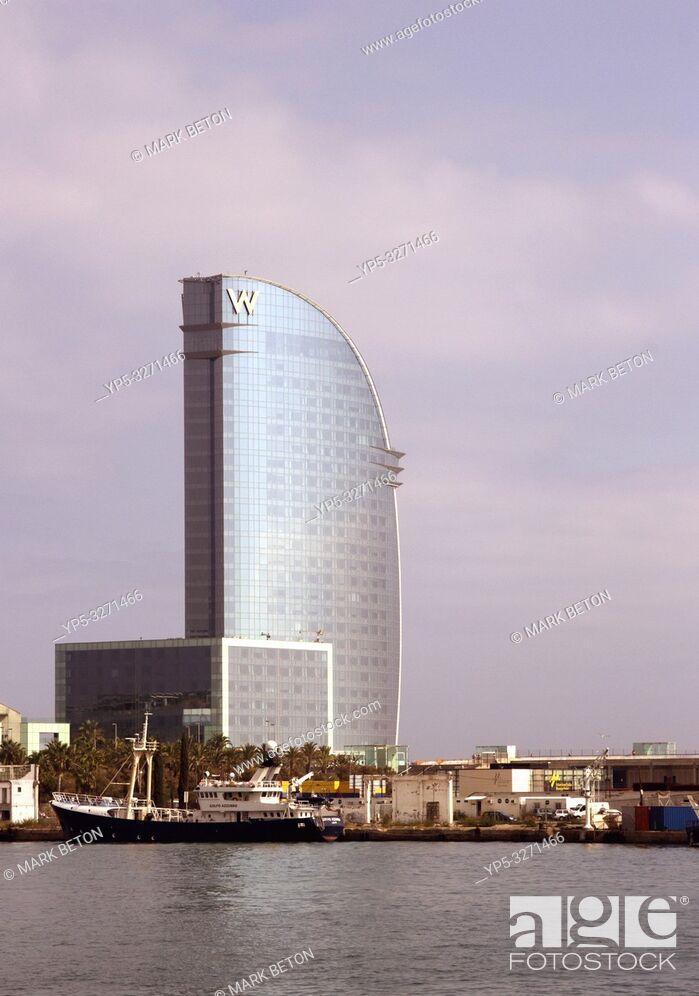 Imagen: W Hotel Barcelona Spain.