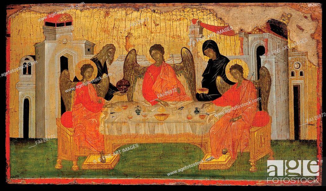 The Hospitality of Abraham (Old Testament Trinity