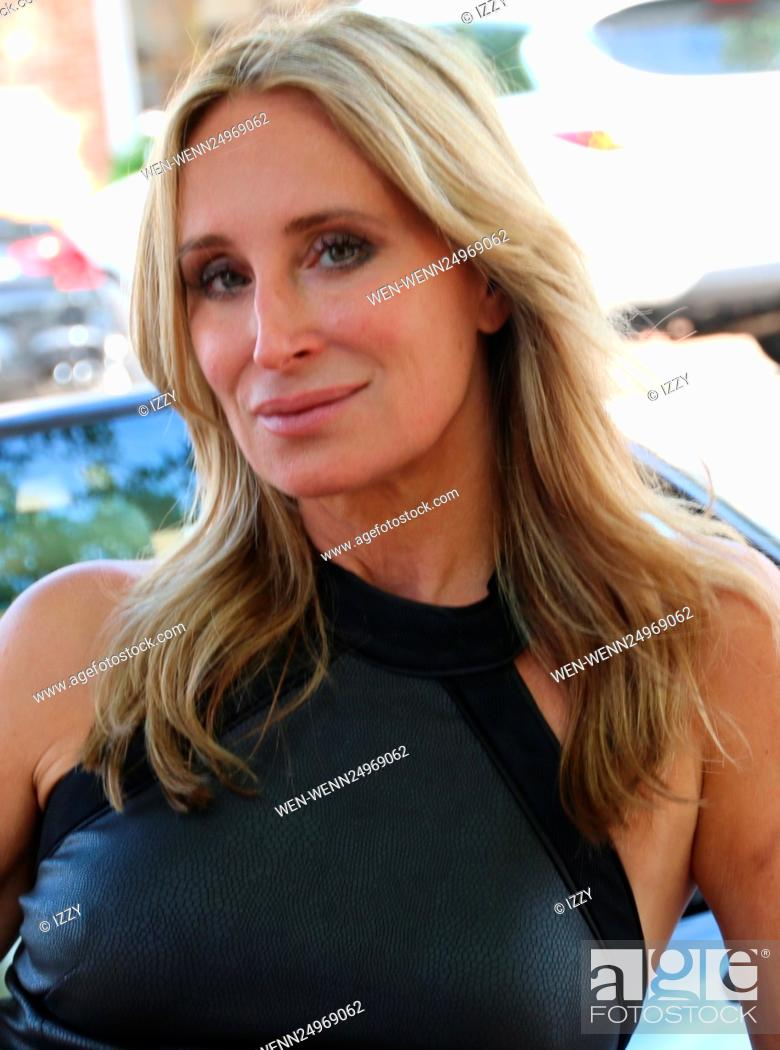 Sonja morgan hosts a meet and greet with fans introducing her tipsy stock photo sonja morgan hosts a meet and greet with fans introducing her tipsy girl m4hsunfo