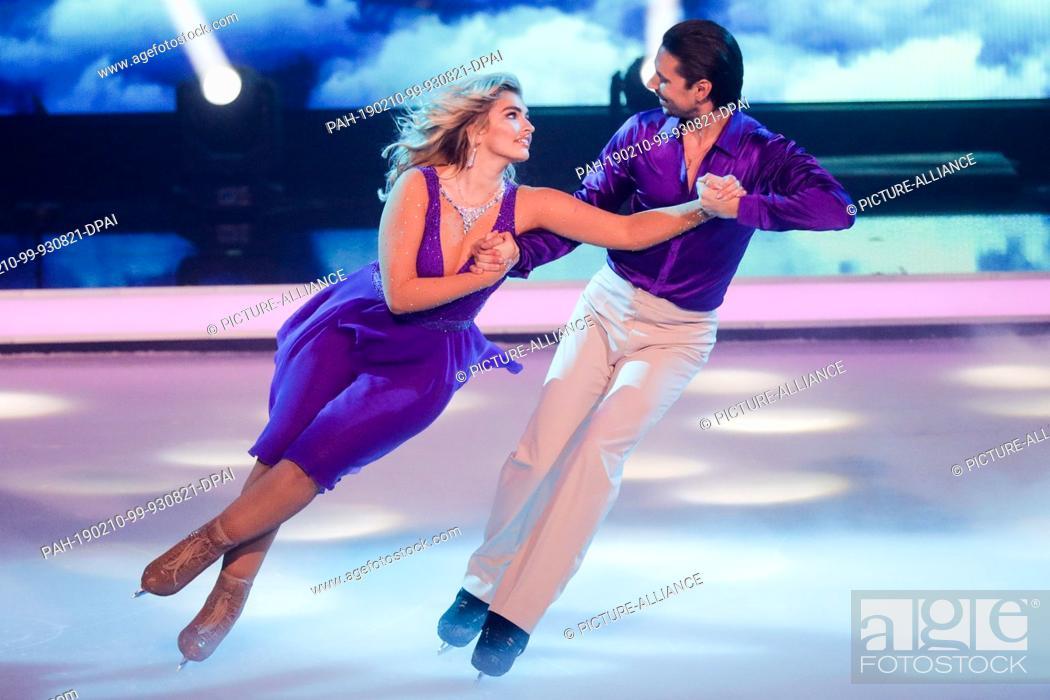 sarina nowak dancing on ice