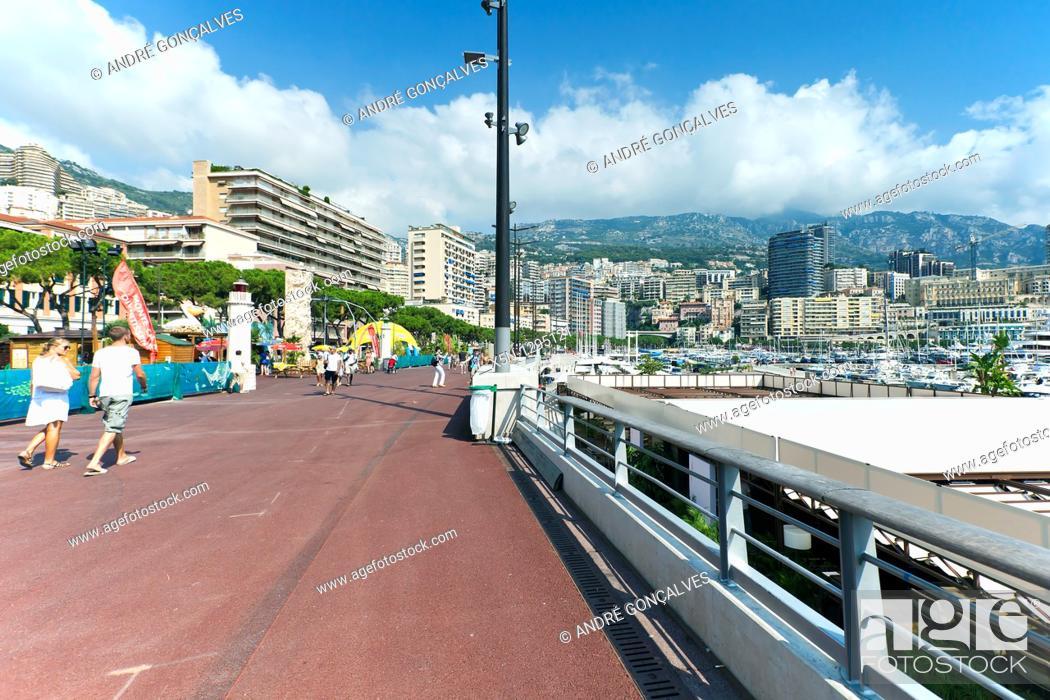 Stock Photo: Monaco.