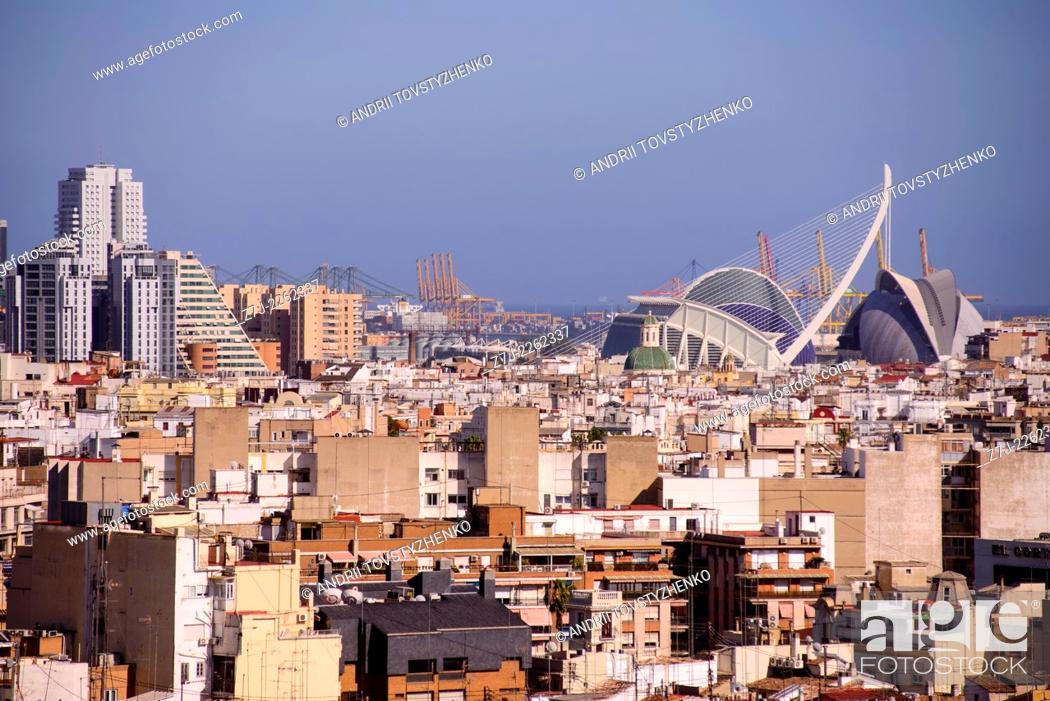 Stock Photo: VALENCIA, SPAIN.