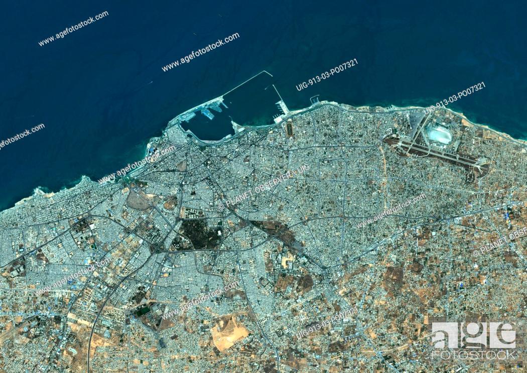 Imagen: Tripoli, Libya.