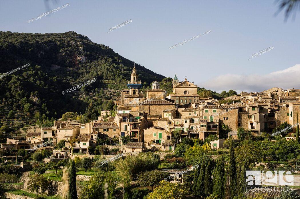 Imagen: Cartuja , Valldemossa, Sierra de Tramuntana, Mallorca, Balearic Islands, spain, europe.