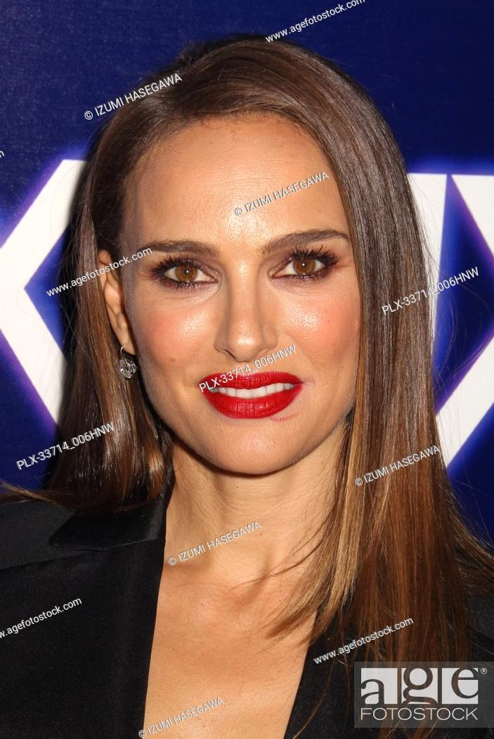 "Stock Photo: Natalie Portman 12/05/2018 The Los Angeles Premiere of """"Vox Lux"""" held at the Arclight Hollywood in Los Angeles, CA Photo by Izumi Hasegawa / HNW / PictureLux."
