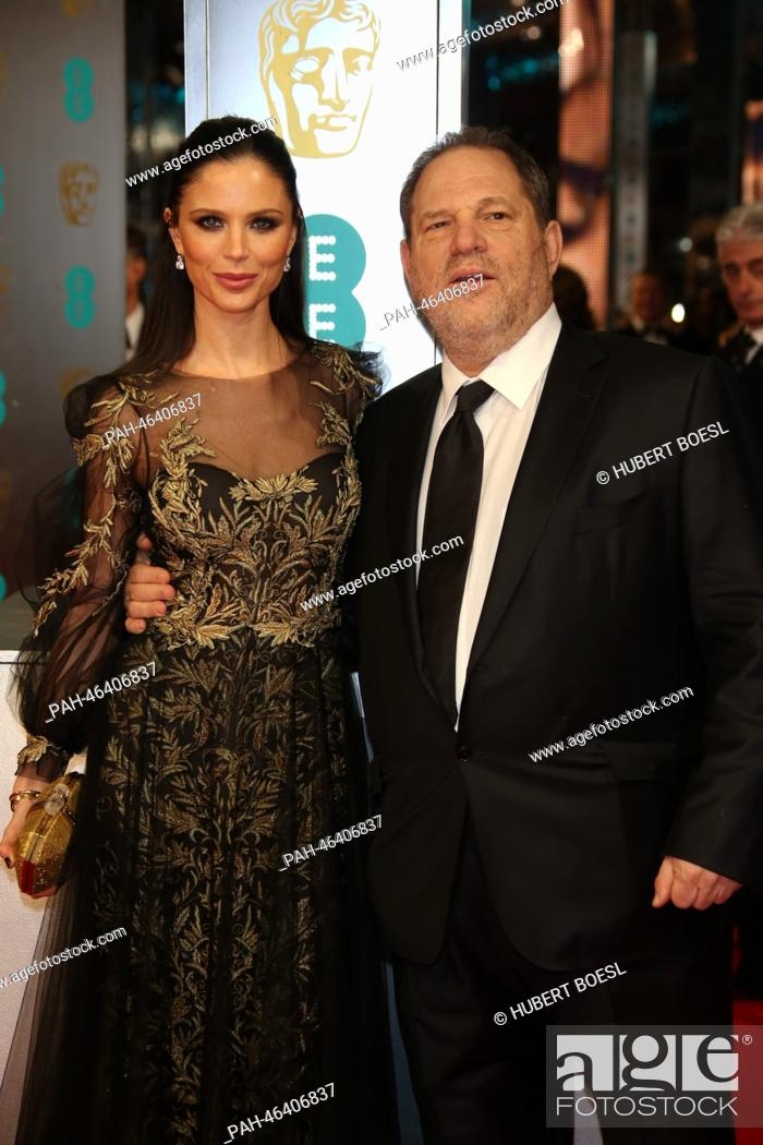 Us Film Producer Harvey Weinstein And British Fashion Designer Georgina Chapman Arrive The 66th Stock Photo Picture And Rights Managed Image Pic Pah 46406837 Agefotostock