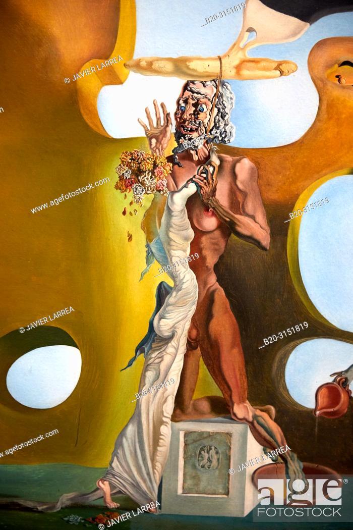 Poster A3 Salvador Dali Modern Art
