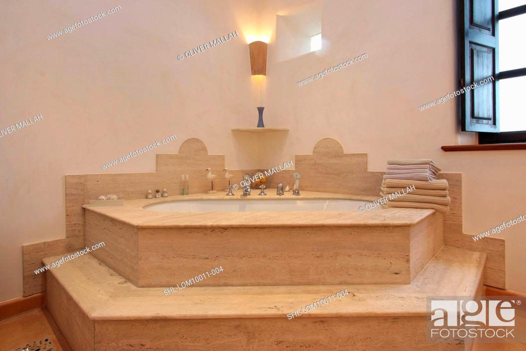 Worship master bathroom