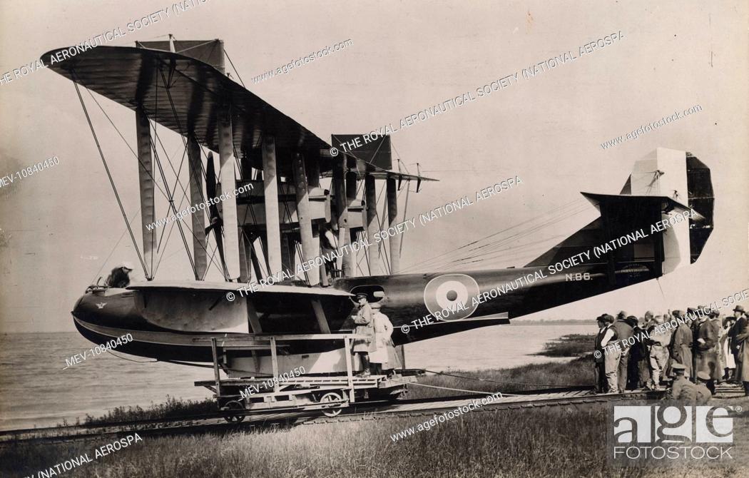Stock Photo: Phoenix P5 Cork MkI, N86, on the slipway at Brough.