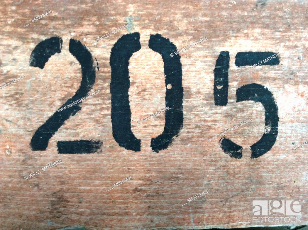 Imagen: Number 205.