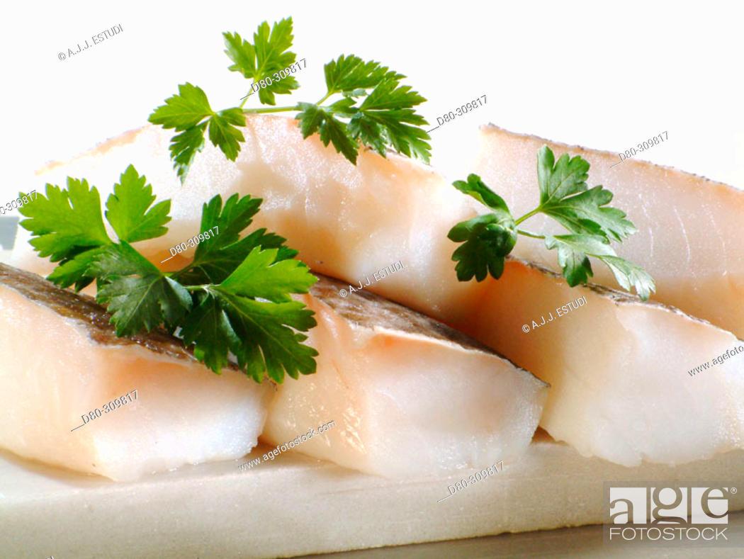 Stock Photo: Codfish.