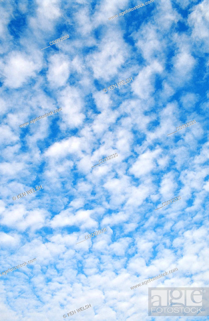 Stock Photo: Clouds.