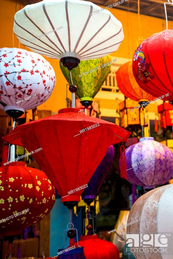 Stock Photo: Vietnam;Hoi An Ancient Town;Hoi An Ancient Town;landscape.