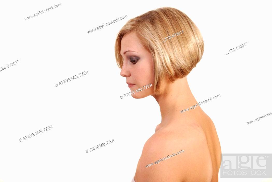 Stock Photo: Woman.