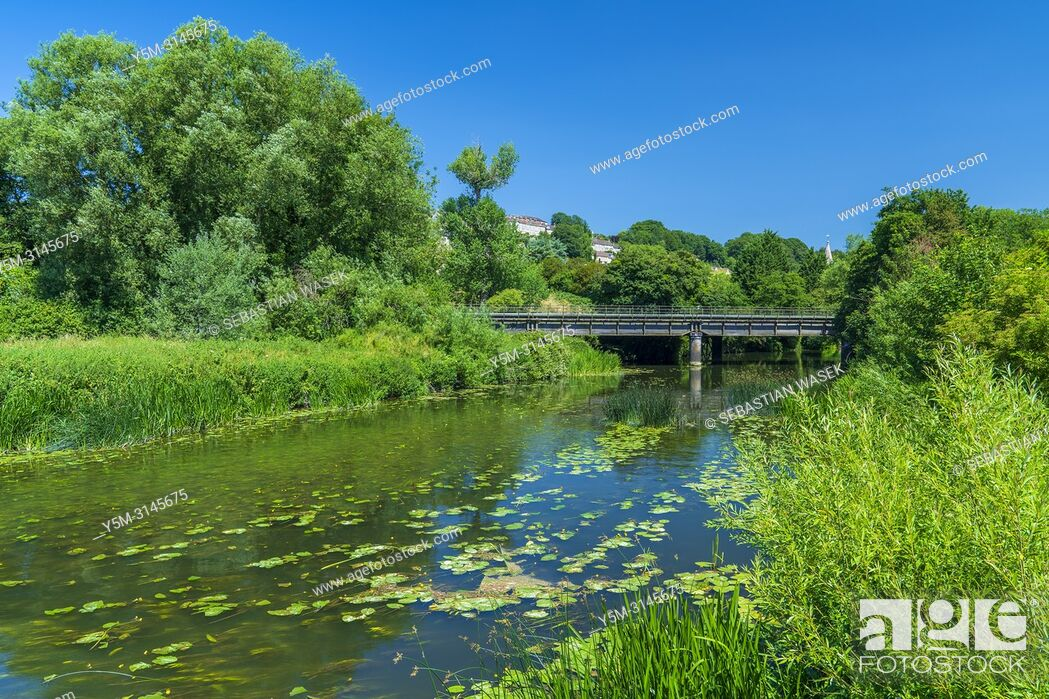 Stock Photo: Bradford-on-Avon, Wiltshire, England, United Kingdom, Europe.