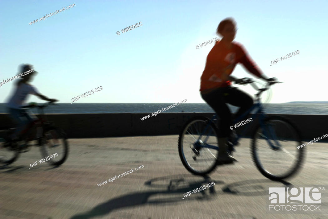 Stock Photo: Transport, cycling.