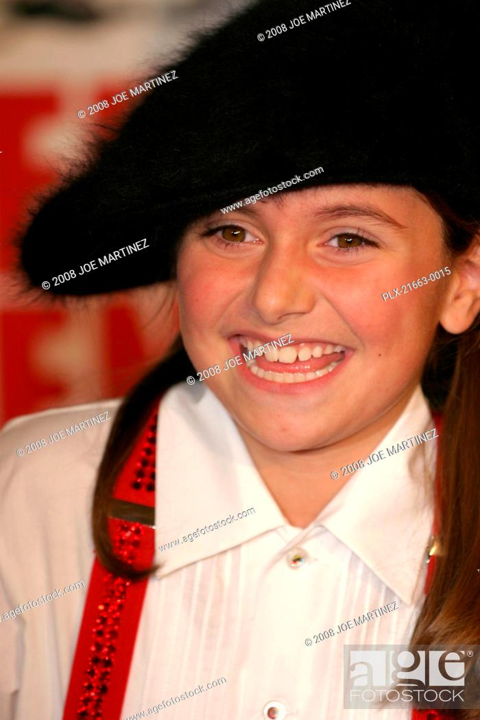 Cheaper By The Dozen Premiere 12 14 03 Alyson Stoner Photo By Joe