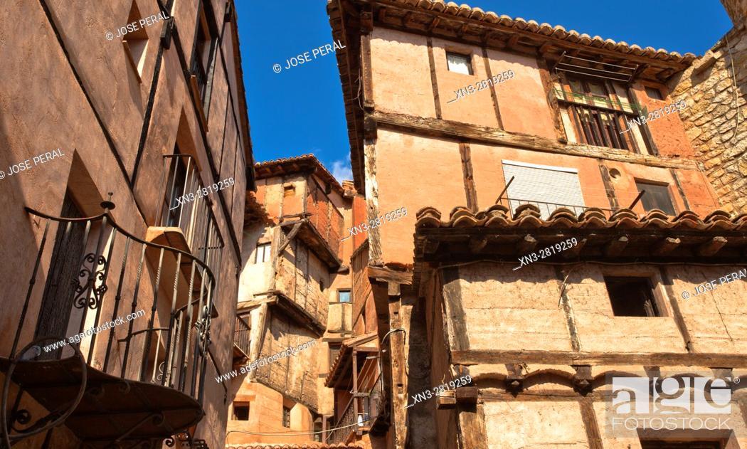 Imagen: Albarracín, Teruel Province, Aragon, Spain.