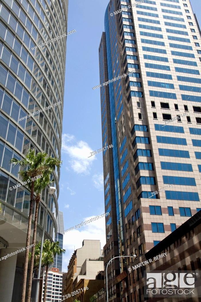 Stock Photo: sydney arhitecture.