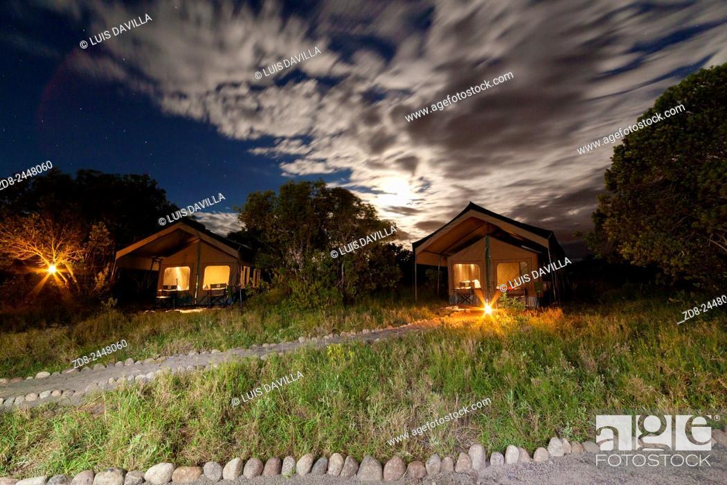 Imagen: pelican house. ol pejeta conservancy game reserve.