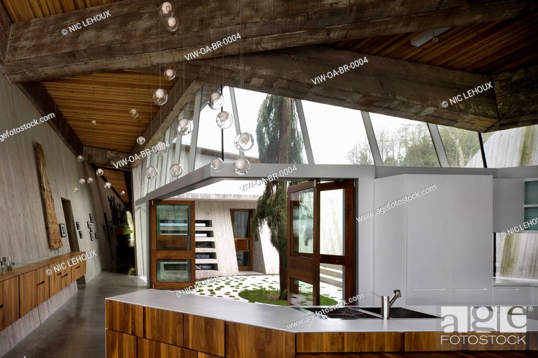 omer arbel office 270 gold. Omer Arbel Office. Stock Photo - 23.2 House, Office, Private  Residence Office 270 Gold E