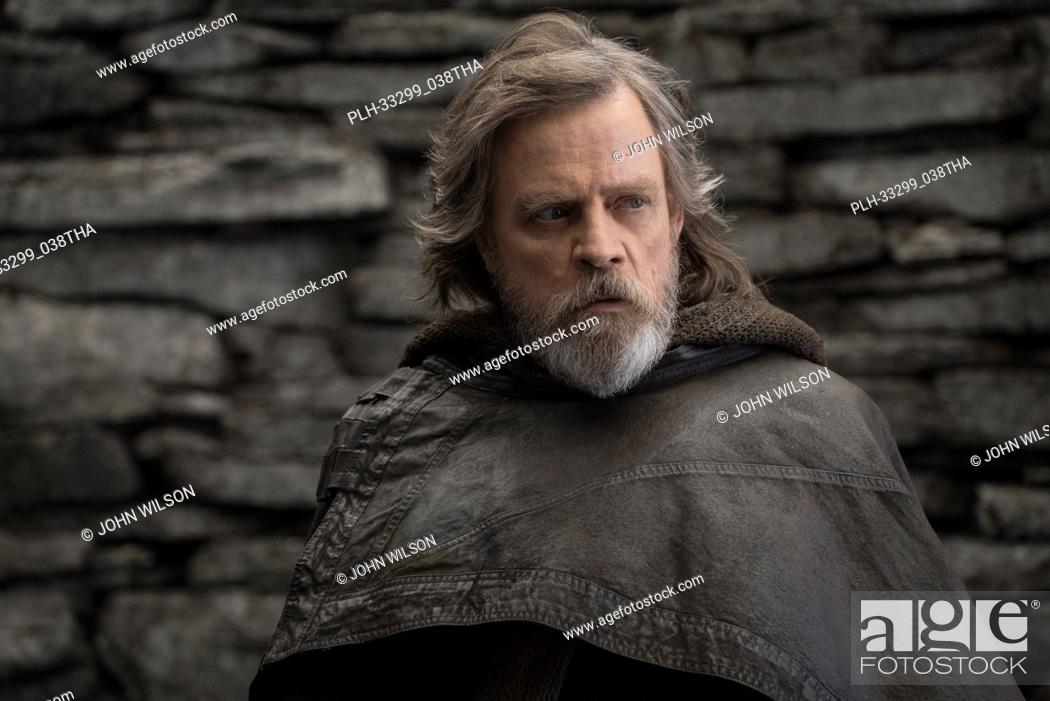 "Imagen: """"""Star Wars: The Last Jedi"""" (2017) Luke Skywalker (Mark Hamill) Lucasfilm Ltd."