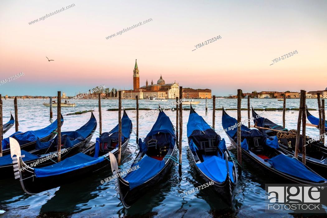Imagen: Chiesa di San Giorgio Maggiore, Venice, Veneto, Italy, Europe.