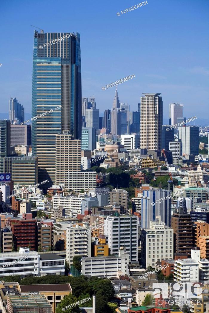 Stock Photo: Tokyo Mid Town.