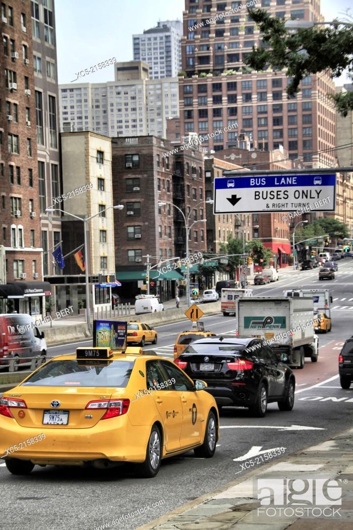 Stock Photo: New York City, United States.