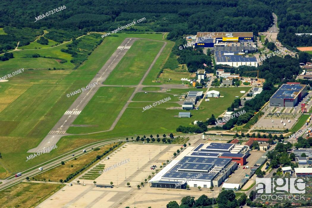 Freiburg Airport, EDTF ICAO code, Flugplatz Freiburg