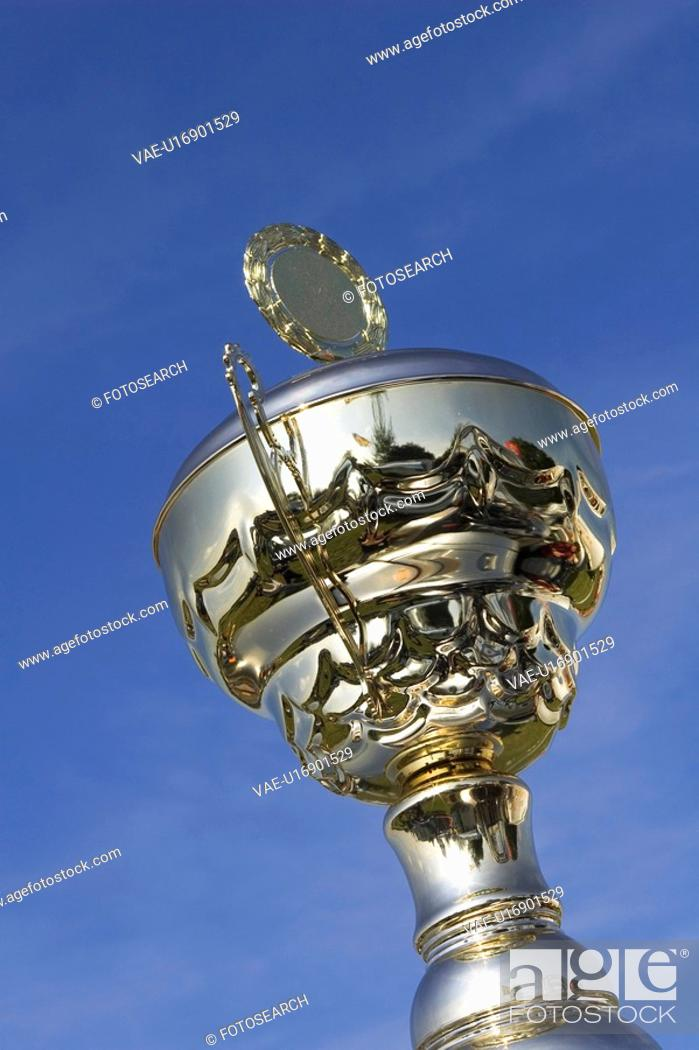 Stock Photo: Blue, Close-Up, Cup, Day.