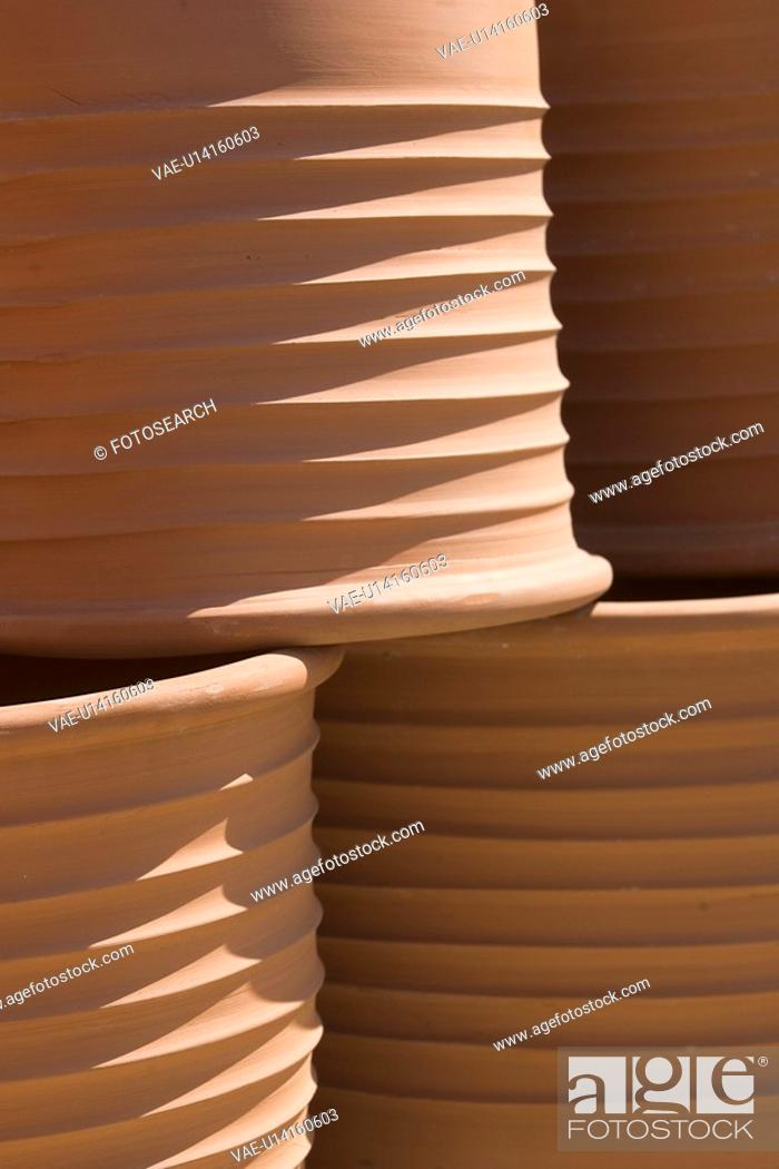 Stock Photo: Clay, Close-Up, Day, Design, Four Objects.