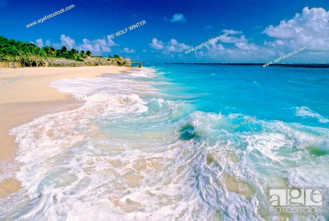 Stock Photo: Beach.