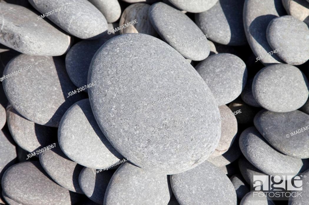 Stock Photo: Pebble, Stone.
