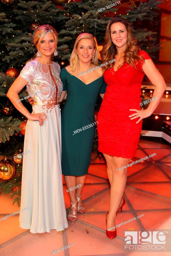 Party Weihnachtslieder.Stefanie Hertel Presenting Her Show Die Große Show Der