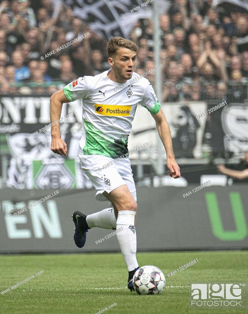 híres márka 100% autentikus árengedmény Louis Jordan BEYER (MG) Promotion, Football 1. Bundesliga, 34 ...