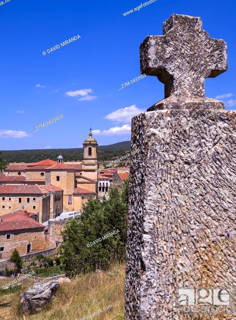 Stock Photo: Monasterio de Santo Domingo de Silos. Burgos. Castilla León. España.