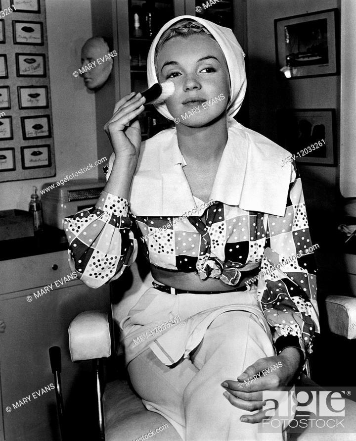 Marilyn monroe ladies of the chorus