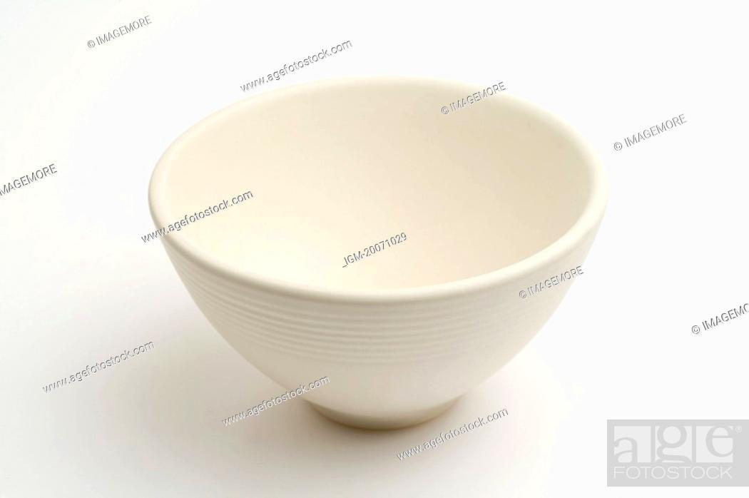 Stock Photo: Bowl.