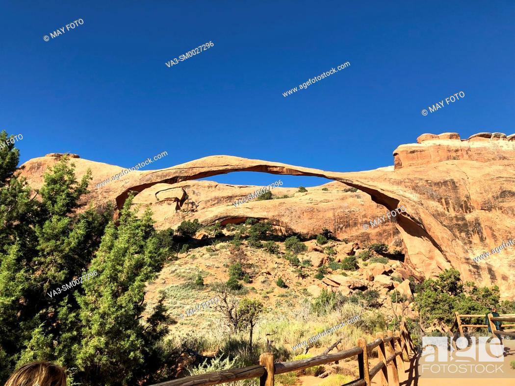 Stock Photo: Arches Nat. Park, Utah, United States.
