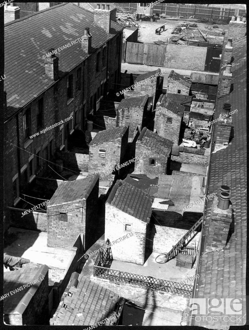 Typical Victorian Back To Slum