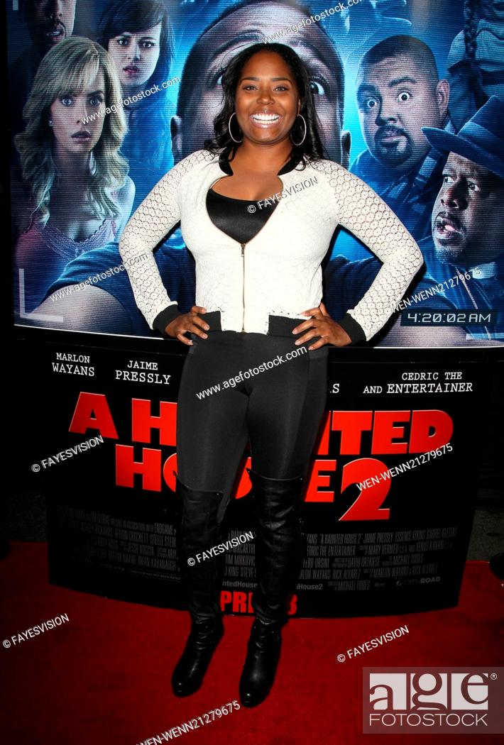 Premiere of Open Road Films' 'A Haunted House 2' held at