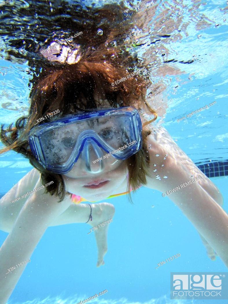 Stock Photo: Pool.