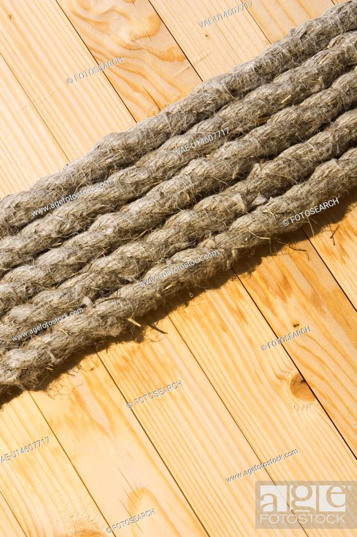 Stock Photo: Close-up, Wood Grain.