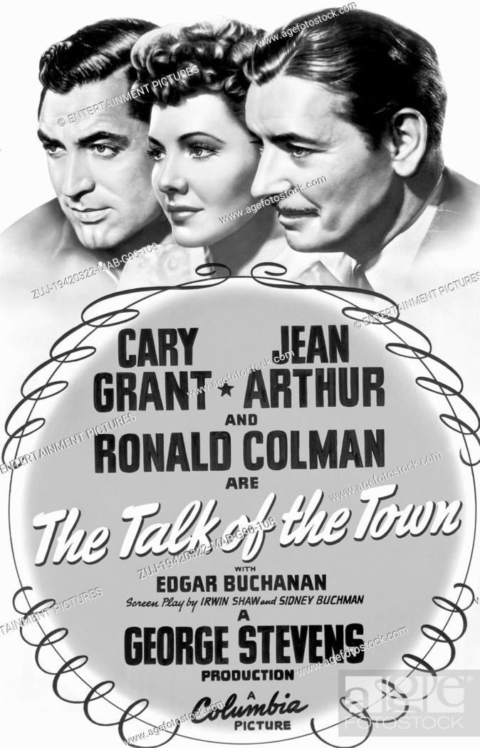 Girls/' Town Movie Poster 1942