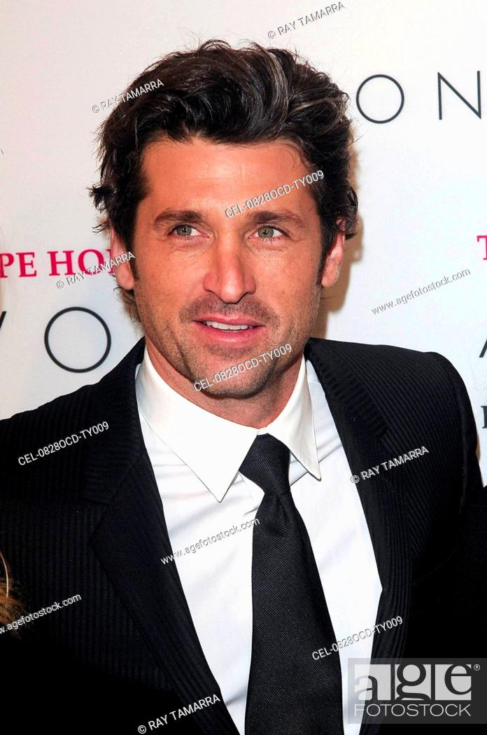 Patrick Dempsey At Arrivals For The Hope Honors 8th Annual Avon