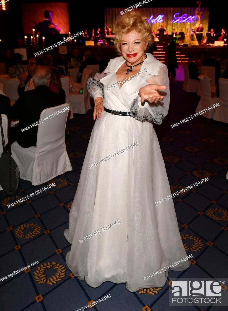 Imagen: 15 February 2019, Berlin: 69th Berlinale - Notte delle Stelle: Sandra Milo, Italian actress. Photo: Jens Kalaene/dpa. - Berlin/Berlin/Germany.