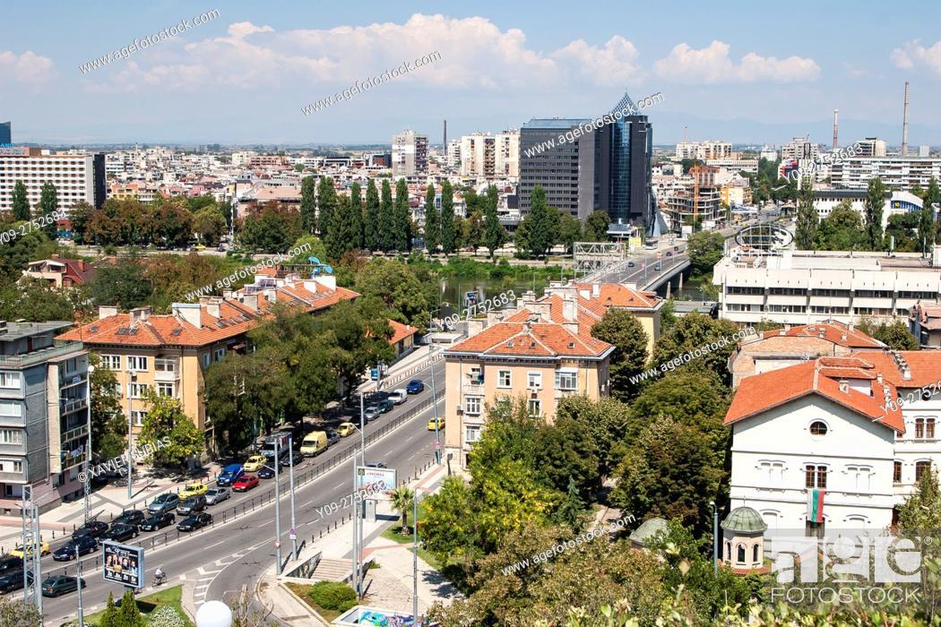 Photo de stock: Plovdiv, Bulgaria.