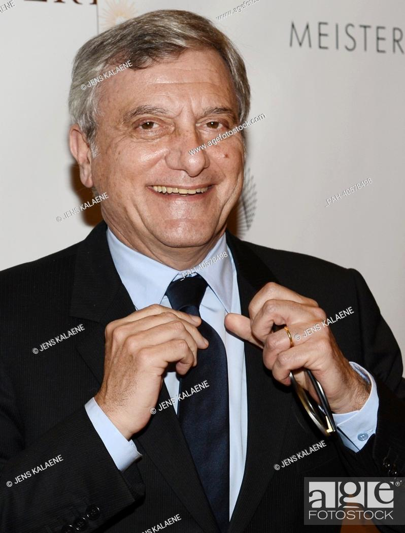 The CEO of Christian Dior S A  and president of Christian